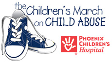 children's march logo