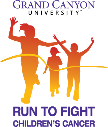Grand Canyon University Run Logo