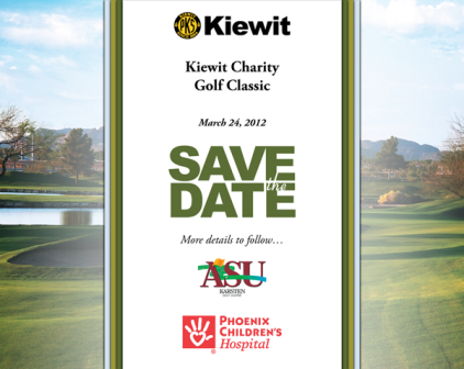 Kiewit Golf Tournament